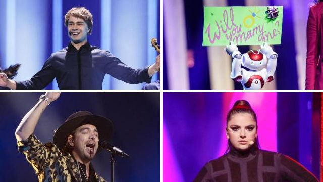 Eurovision Song Contest 2018: Which acts will qualify from tonight's second semi-final?