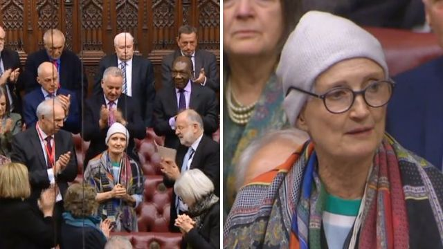 Dame Tessa Jowell moved Parliament to tears in moving speech months before her death