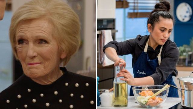Mary Berry hailed as the best thing about Britain's Best Home Cook as contestant's prawn and beef burger leaves viewers confused