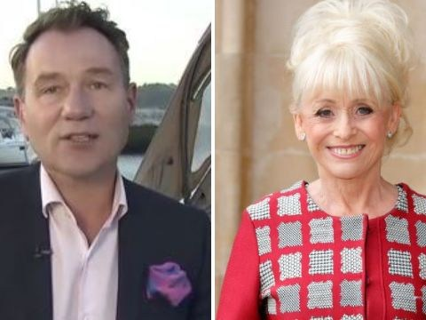 Richard Arnold chokes up as he thinks of Alzheimer's 'dimming Barbara Windsor's twinkle'