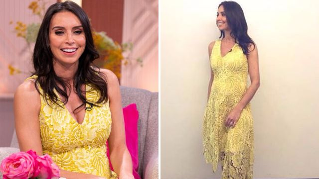 Christine Lampard looks absolutely glowing as fans flock to offer their congratulations on pregnancy