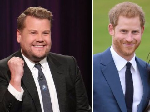 James Corden 'gets invite' to Prince Harry and Meghan Markle's royal wedding