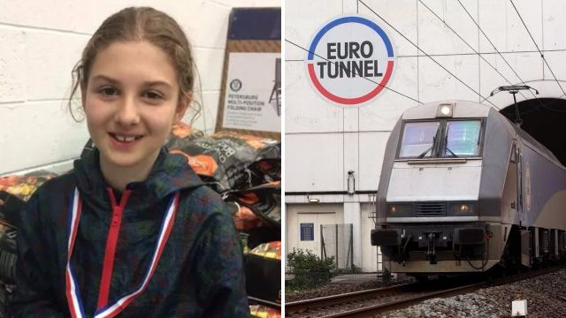 Missing teenager believed to have taken Eurostar to Poland to visit mother