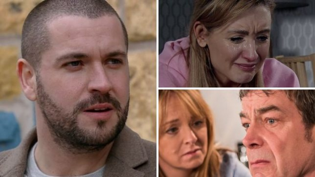 Aidan takes hi own life in Coronation Street suicide story