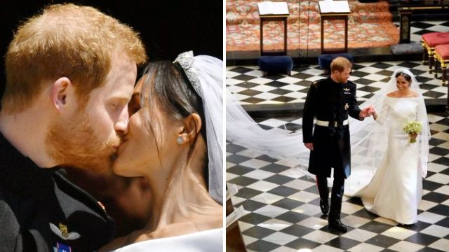 Everything that happened at the royal wedding as Prince Harry married Meghan Markle