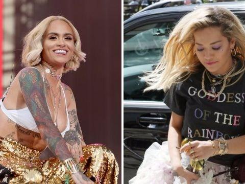 Kehlani slams Rita Ora's 'bisexual anthem' Girls for 'harmful' lyrics