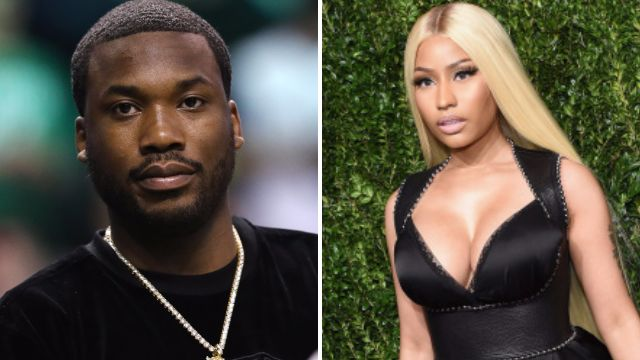 Meek Mill brands Nicki Minaj 'pathetic and cheap' for joking about dating Eminem