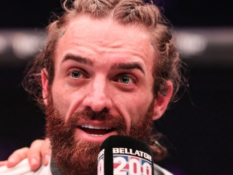 Aaron Chalmers knows he may never be accepted as an MMA fighter