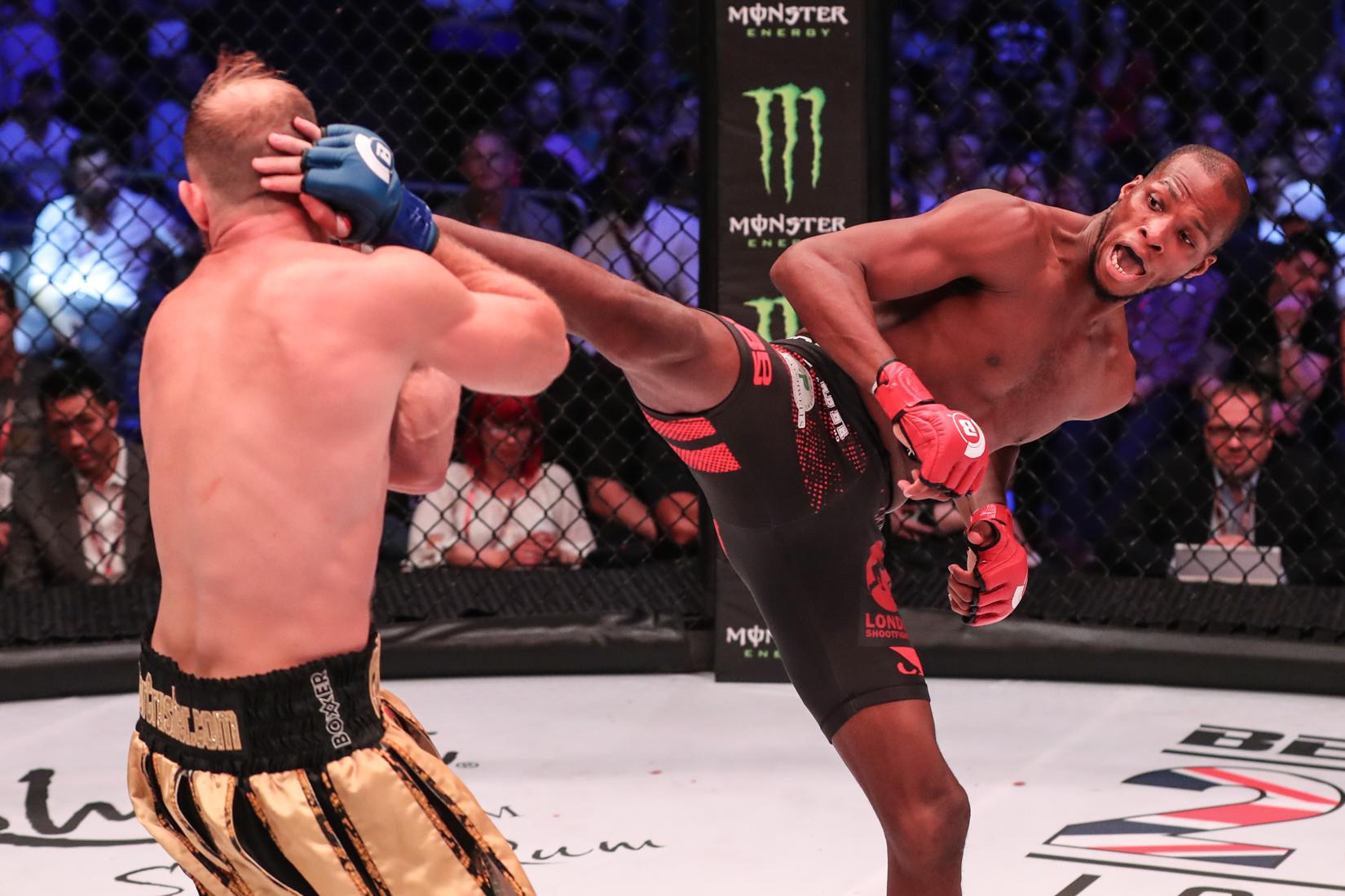 Michael Venom Page reveals secrets of his training regime & names Gegard Mousasi as Bellator's best fighter