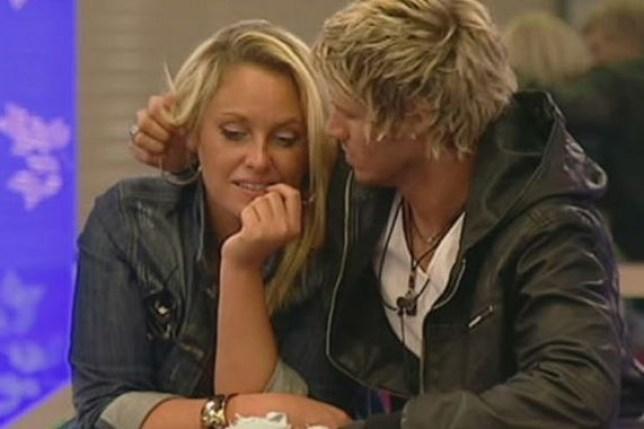 Josie and John James on Big Brother