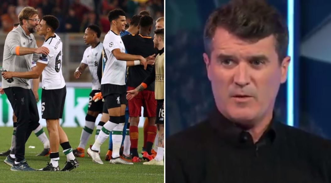 Liverpool star Trent Alexander-Arnold had 'nightmare' against Roma, says Roy Keane