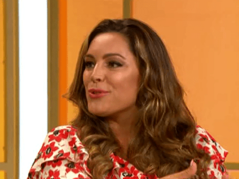 Kelly Brook admits she can go up to three days without brushing her teeth