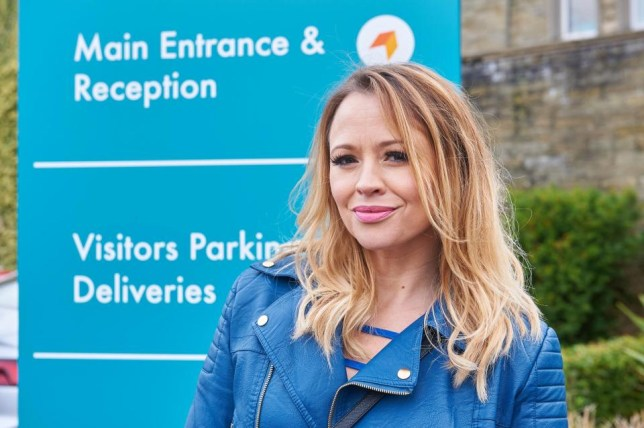 KImberley Walsh joins Ackley Bridge
