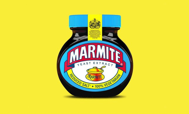 Marmite Reduced Salt