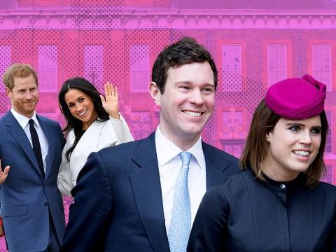 Princess Eugenie and Jack Brooksbank move into Kensington Palace next door to Prince Harry and Meghan Markle