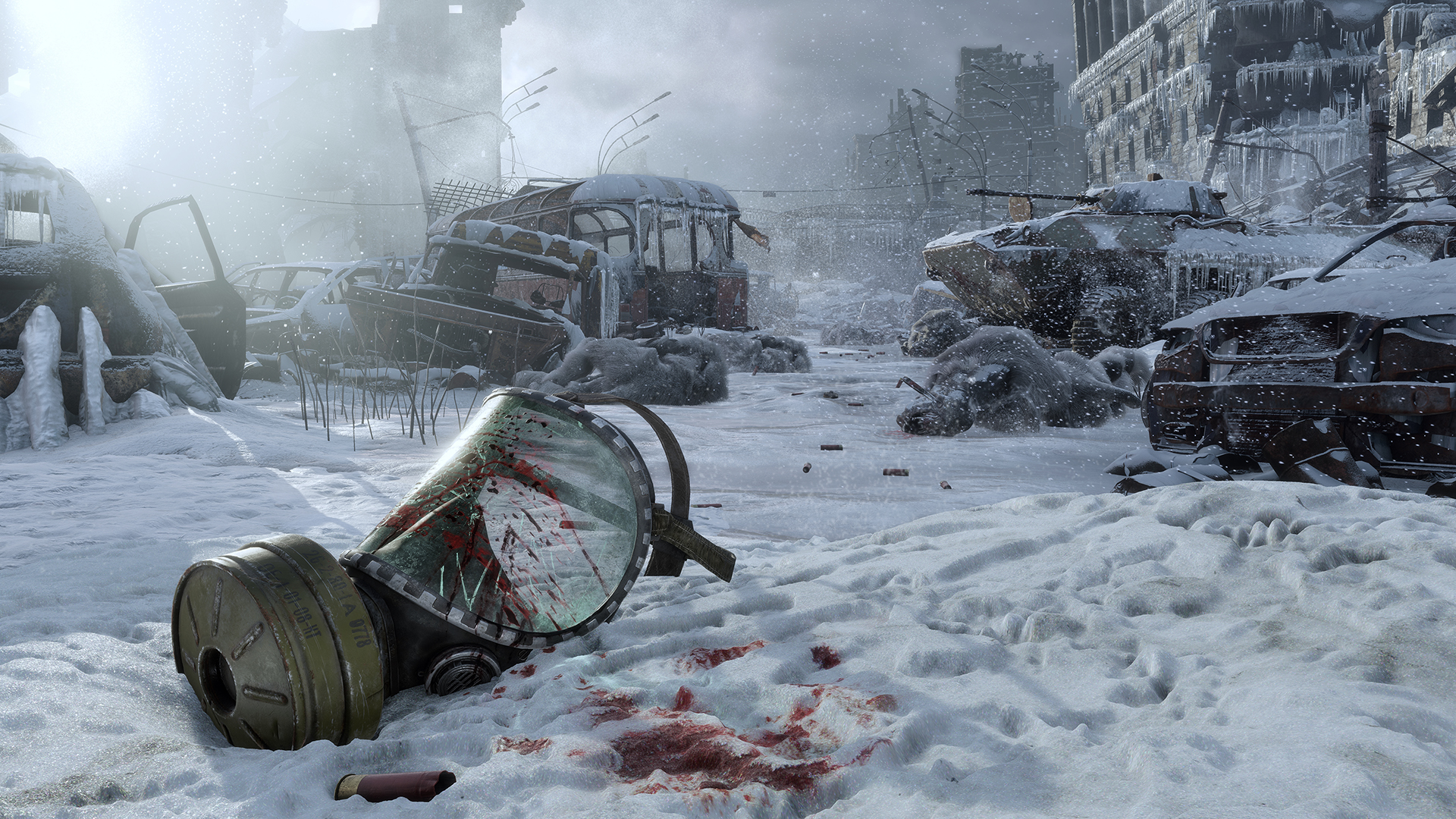Metro Exodus - not coming out this year