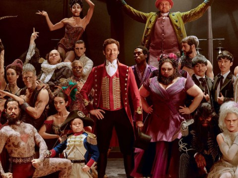 When is The Greatest Showman on TV this Christmas?