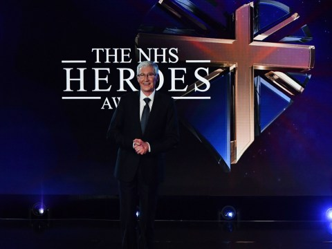 The NHS Heroes Awards time, presenters and who are the recipients?