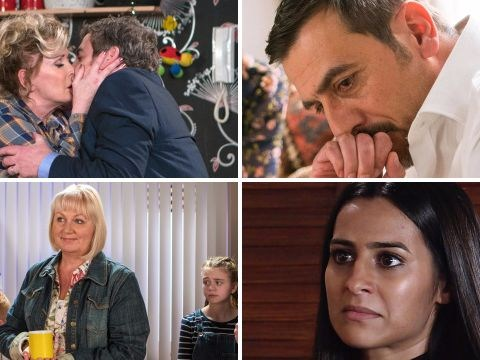 10 Coronation Street spoilers: Aidan funeral agony, Eileen exit and Toyah and Eva baby lie exposed