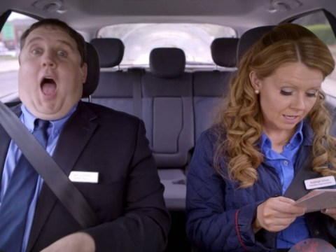 What happened between John and Kayleigh in Peter Kay's Car Share finale?