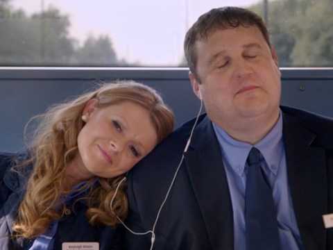 Peter Kay's Car Share finale leaves viewers an emotional mess: 'The perfect ending'