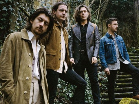 Where are the Arctic Monkeys Pop Up shops in Sheffield and around the world?