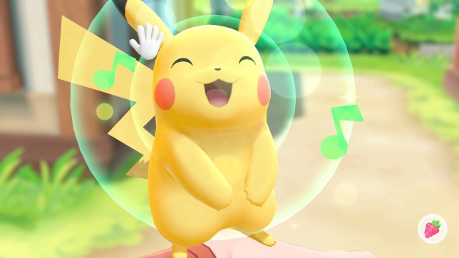 Pokémon: Let's Go, Pikachu! - brightening up the Switch's release schedule