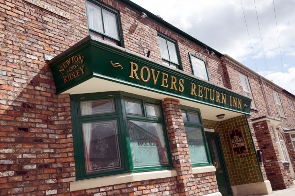 Rovers in Coronation Street