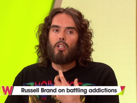 Russell Brand details mother's horrific injuries as she makes recovery following car crash