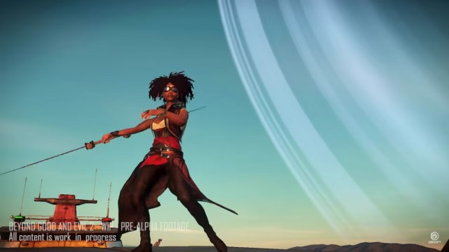 New Beyond Good And Evil 2 footage shows combat and jetpacks | Metro