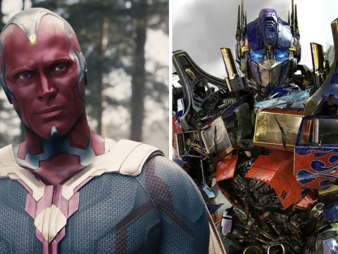 Does Avengers: Infinity War pay tribute to Transformers with a dramatic Easter egg involving Vision?
