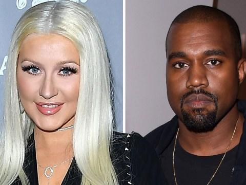 Christina Aguilera praises Kanye West as she unveils new single Accelerate