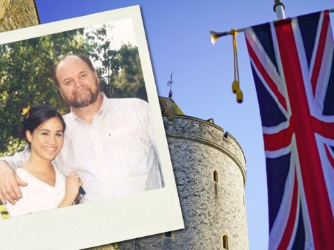 Kensington Palace confirms Meghan Markle's dad Thomas Markle is walking her down the aisle at royal wedding