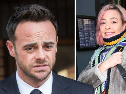 Ant McPartlin 'begs' Lisa Armstrong to sign divorce papers as he moves on with Anne-Marie Corbett