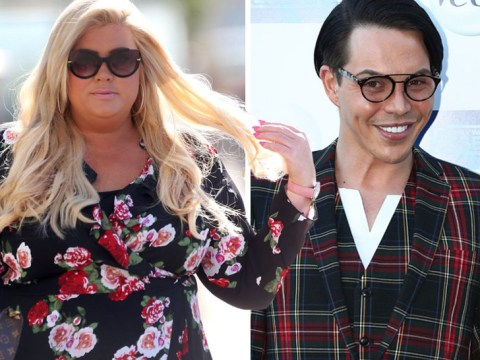Towie's James Argent and Bobby Norris come to blows in explosive row over Gemma Collins' Photoshop scandal