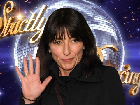 Davina McCall reveals she's up for Strictly Come Dancing after years of rejecting show