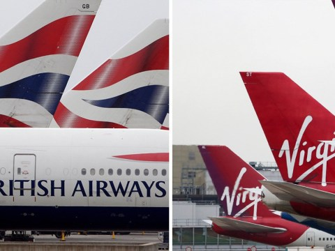 BA and Virgin planes forced to fly closer to land over engine fears