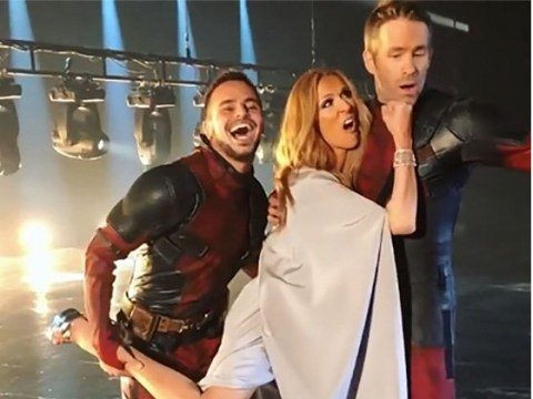 Ryan Reynolds recruited Britain's Got Talent finalist Yanis Marshall for Deadpool 2 music video with Celine Dion