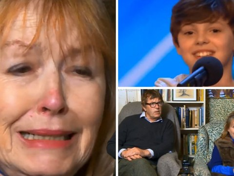 Gogglebox's Mary left in tears after watching BGT's 'Enid Blyton Boy' Jack Goodacre