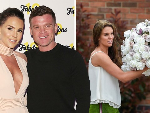 Danielle Lloyd sparks rumours wedding to Michael O'Neill could happen very soon as she gets sent huge flowers