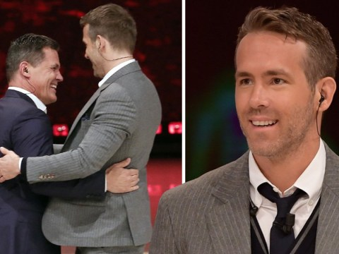 Ryan Reynolds proves he can dance after using body double for Celine Dion's Deadpool music video