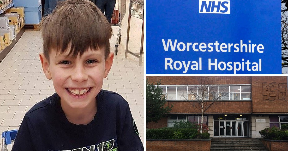 Little boy died day after being sent home from hospital without blood test