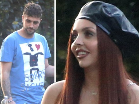 Jesy Nelson is loving life as she picnics with boyfriend as Little Mix prepare to drop fifth album