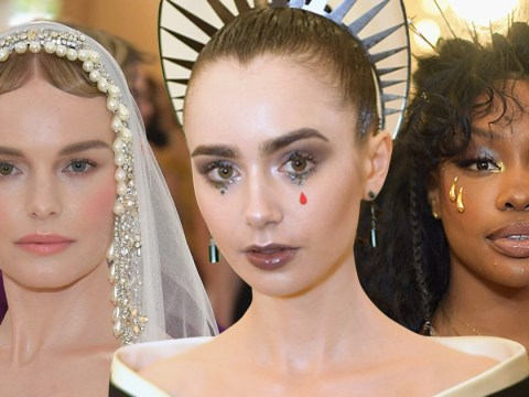 The best beauty looks at this year's Met Gala