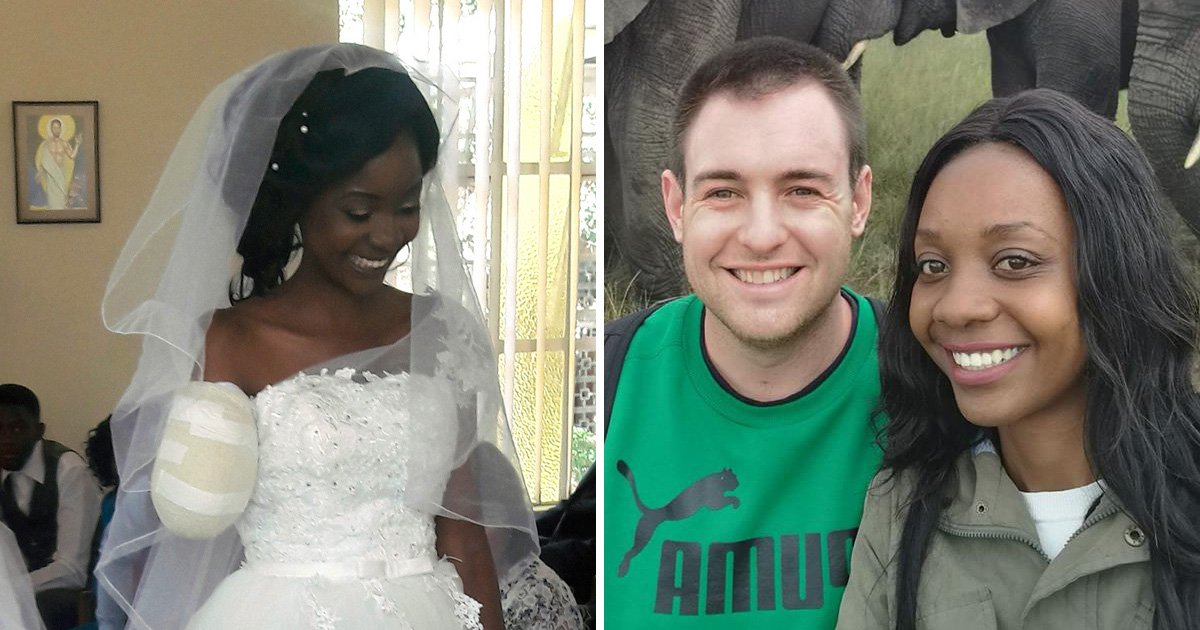 British man punched crocodile as it ripped his bride-to-be's arm off