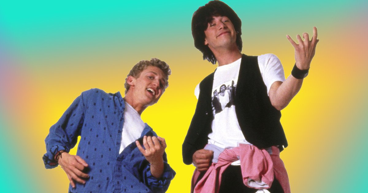 Bill And Ted Three is officially happening with both Keanu Reeves and Alex Winter reprising their original roles