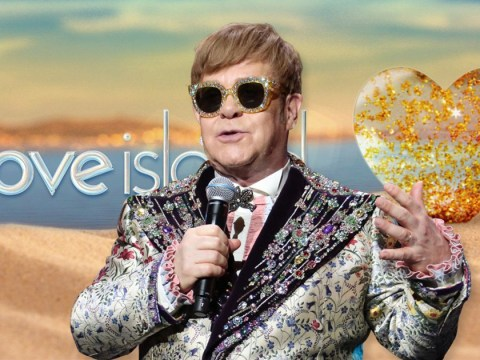 Elton John says Love Island stars shouldn't be called celebrities: 'People like that haven't earned it'