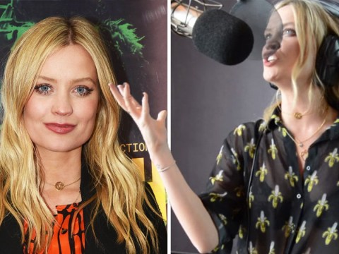 Laura Whitmore admits she was 'apprehensive' to tell #MeToo story as she lends voice to campaign song