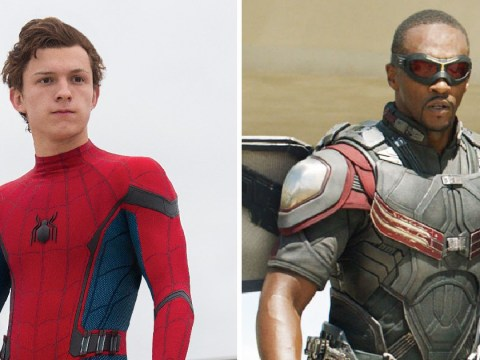 Anthony Mackie nearly took Tom Holland's fateful place in Infinity War – and we'd kind of been OK with that