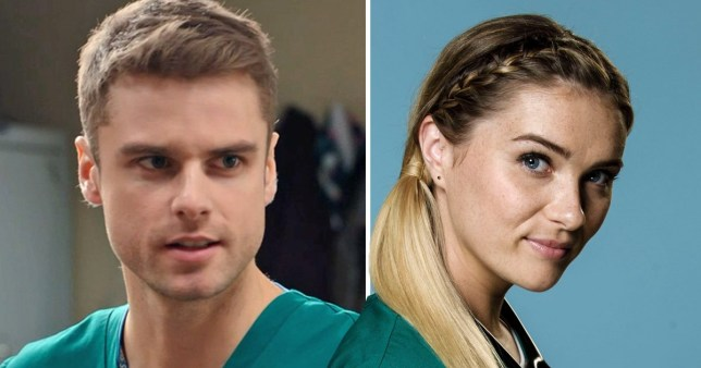 Alicia is raped in Casualty